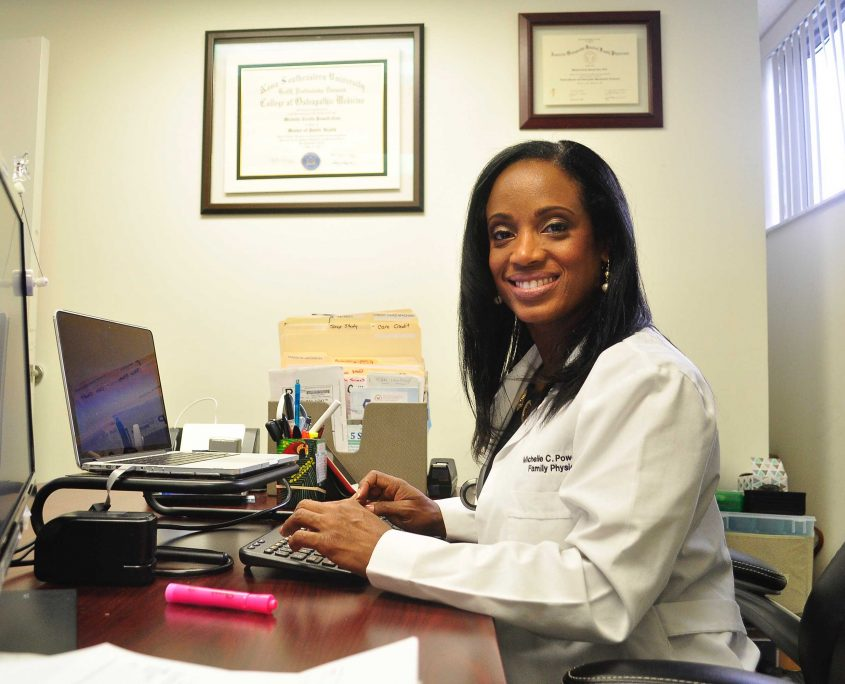 Dr. Michelle C. Powell